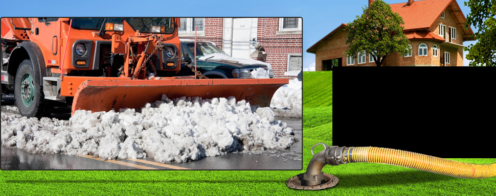 commerical snow plowing | Gobles, MI | Steinman Septic & Excavating LLC  | 269-628-0004