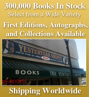 Vintage and Rare Bookseller - Nampa, ID - Yesteryear Shoppe