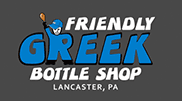 Friendly Greek Bottle Shop - Logo