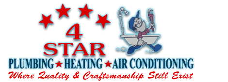 Plumbing | Bryan, OH | 4 Star Plumbing, Heating, and Air | 419-636-0035