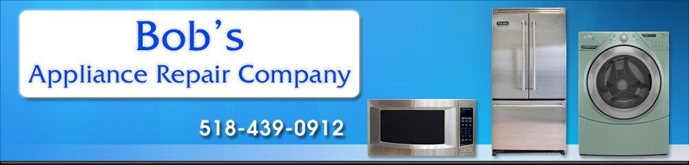 Used Appliance Sales - Albany, NY - Bob's Appliance Repair Company