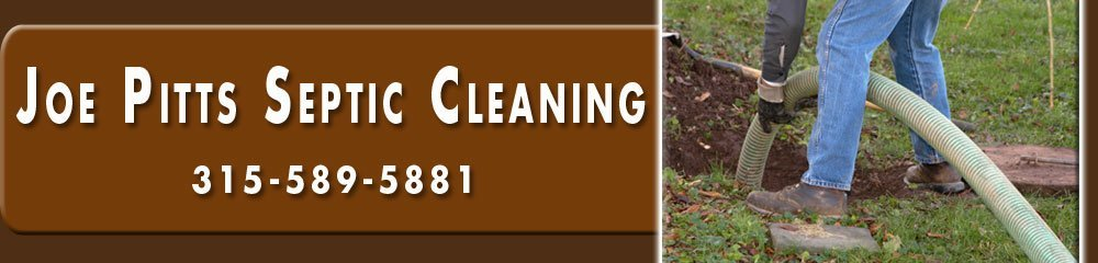 Septic Tanks Cleaning And Repair - Williamson, NY - Joe Pitts Septic Cleaning