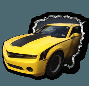 Chevrolet Camaro - Pasadena, TX - Mike's Truck Toys