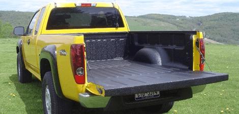 Spray-N-Bedliners | Pasadena, TX | Mike's Truck Toys | 281-487-5500
