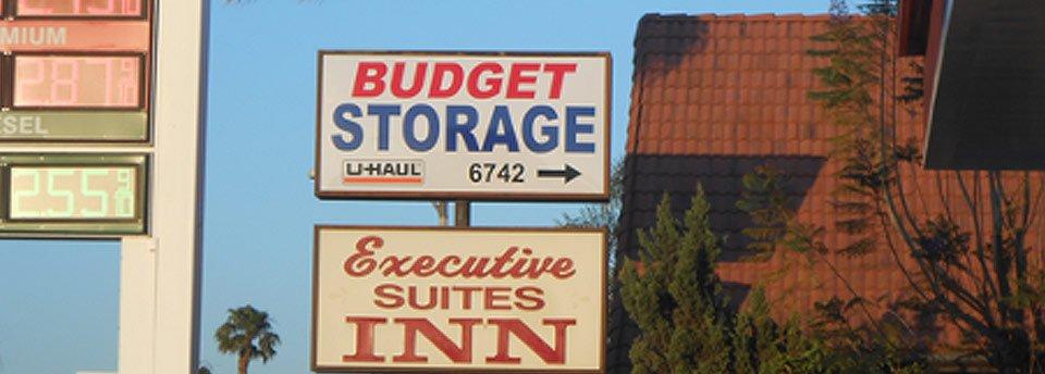 Budget Storage Board