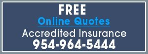 Commercial Insurance - Fort Lauderdale, FL  - Accredited Insurance