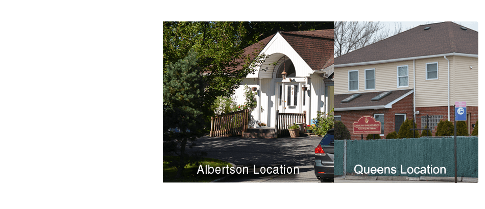 Albertson Location and Queens Location