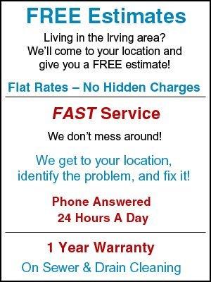 Plumbing Repairs - Irving, TX - Home Town Plumbing