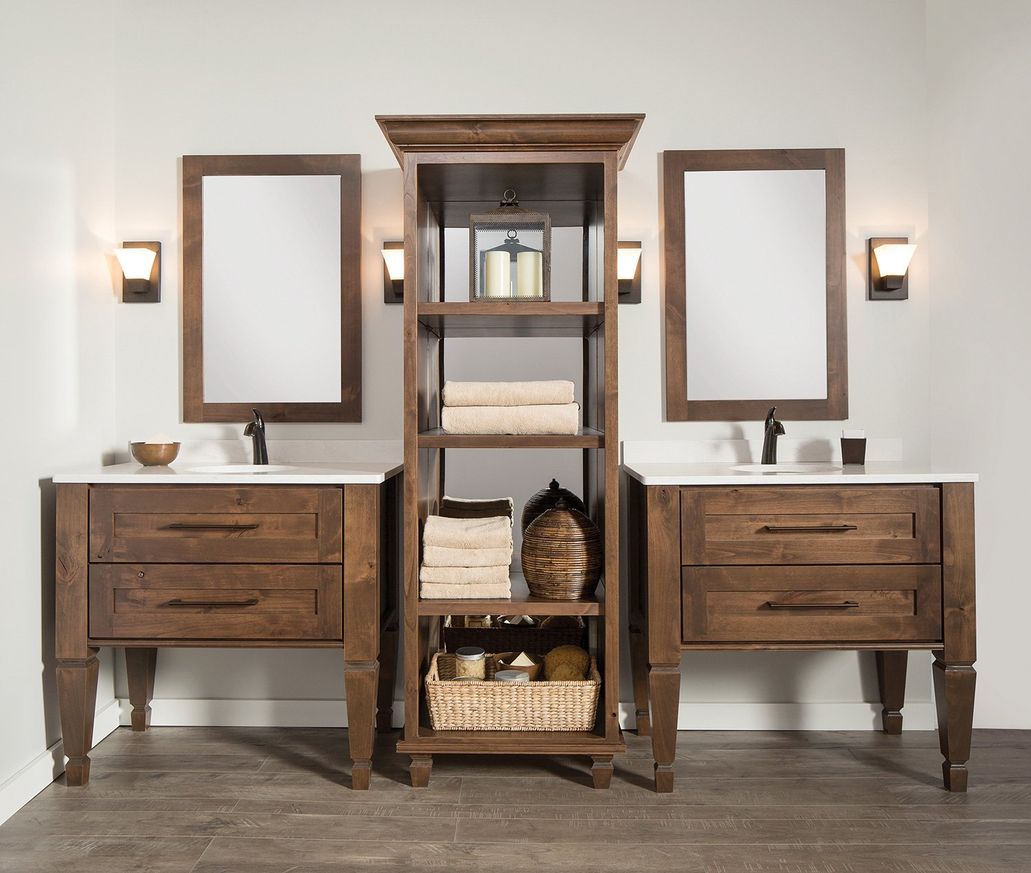 Custom Bathroom Vanities Omaha campbell's kitchen cabinets inc. | custom design lincoln ne