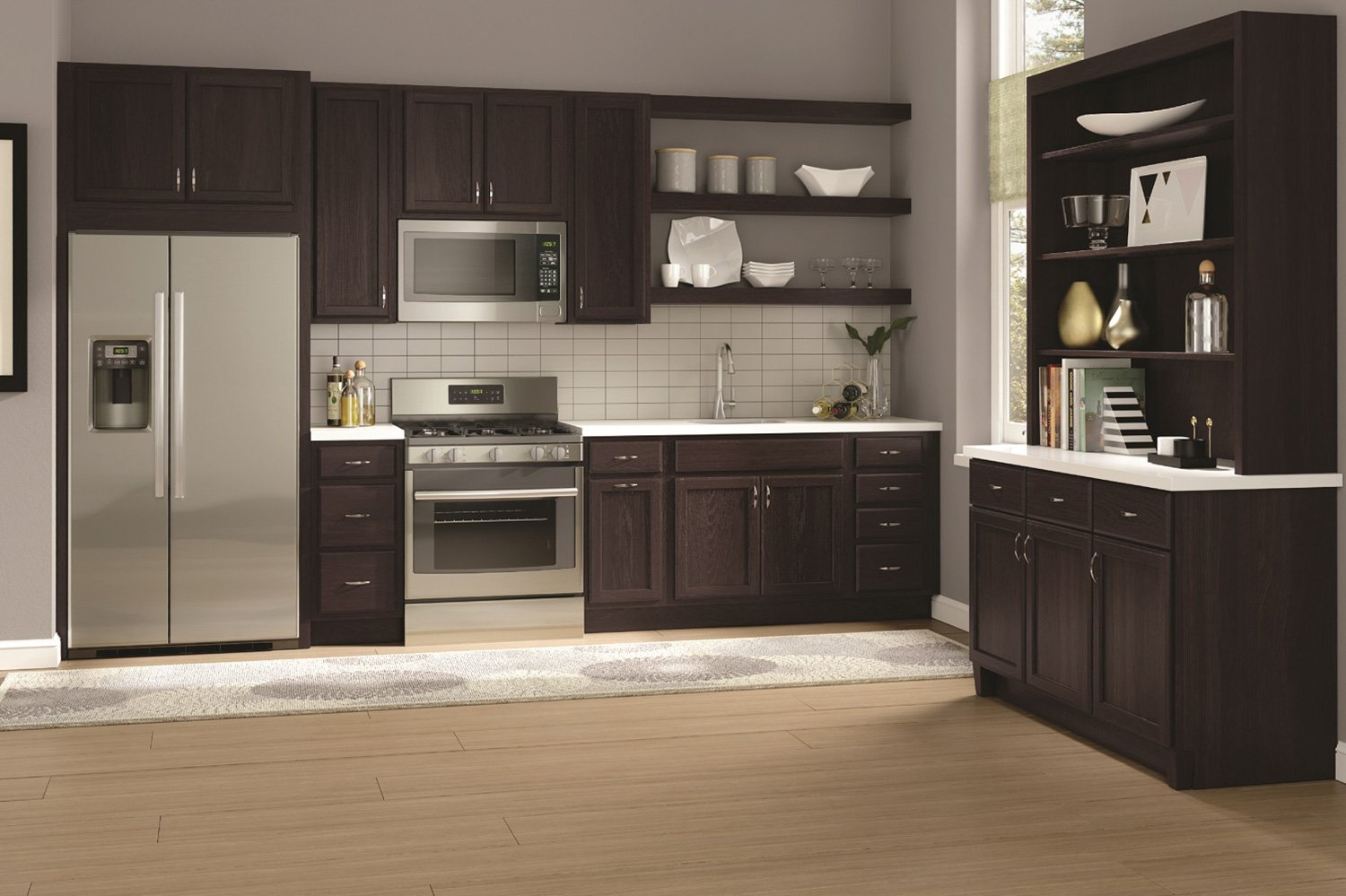 campbell's kitchen cabinets inc. photo gallery | lincoln, ne