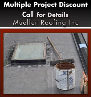 Flat Roofing - Mueller Roofing Inc - Joliet, IL
