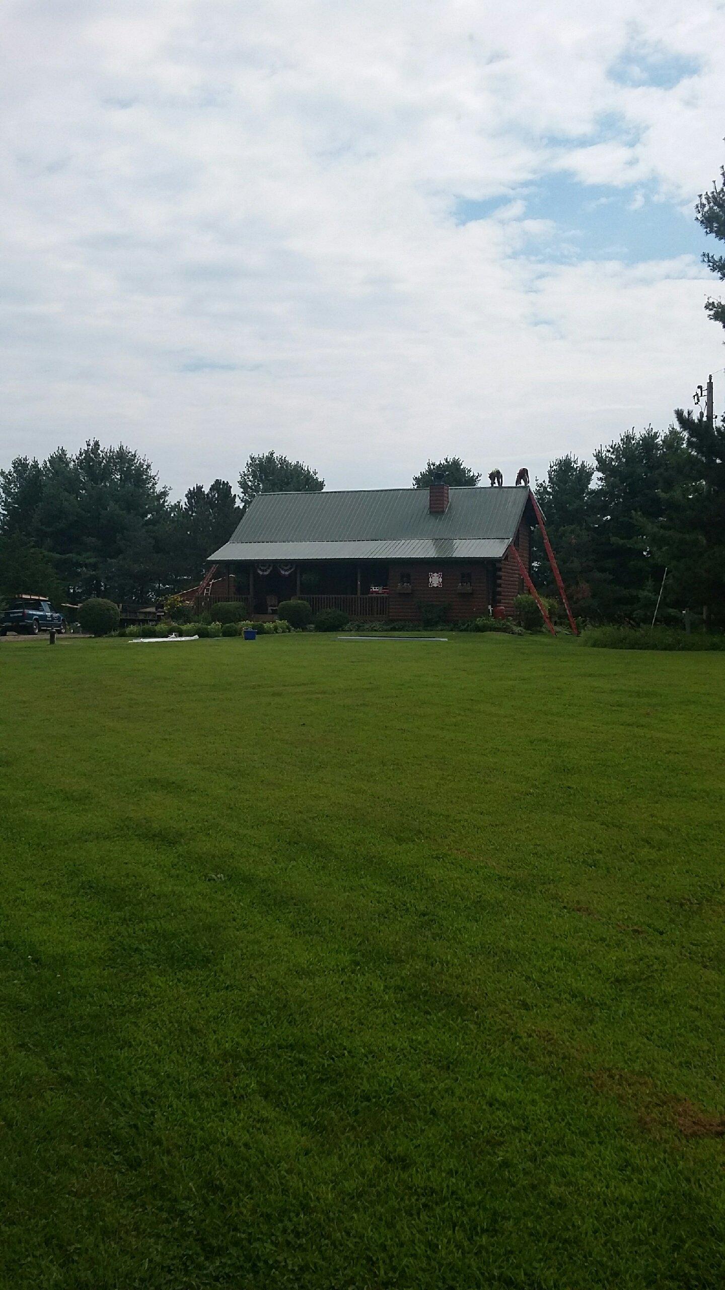 House & Lawn
