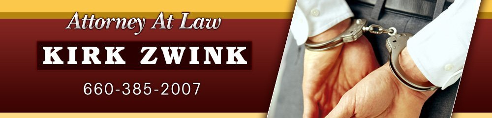 Attorney At Law - Macon, MO - Kirk Zwink