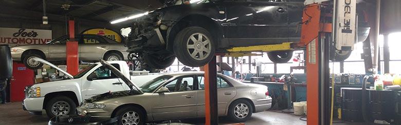 Auto Repairs