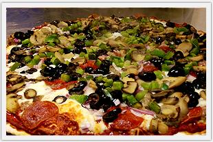 Menu | Oshkosh, WI | Doctor Benzie's Pizza | 920-235-8778
