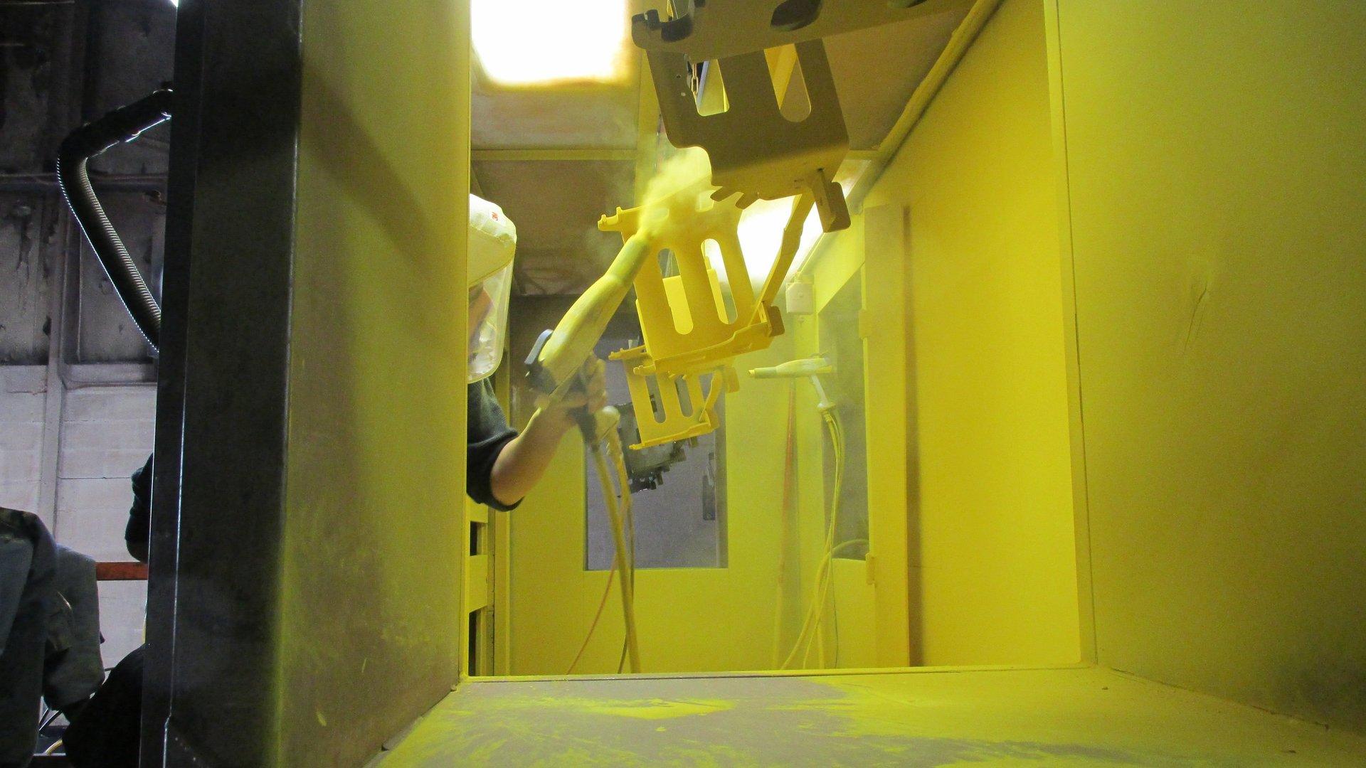Metal coating