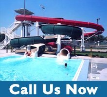 Private and Public Swimming Pools - Council Bluffs, IA - Pirate Cove
