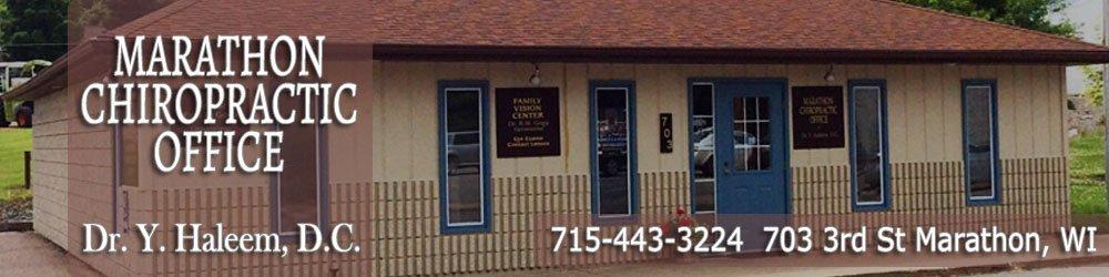Chiropractic Office - Marathon, WI - Marathon Chiropractic Office
