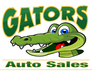 Gators Auto Sales logo