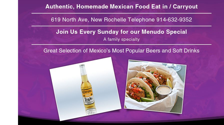 Mexican Beer - New Rochelle, NY - Mister Taco