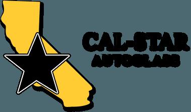 Cal Star Auto Glass - Logo