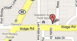 A Spa Specialties - 6033 Ridge Rd Port Richey, FL 34668