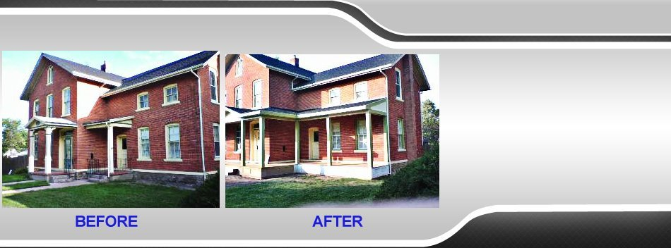 Mackenzie building company inc home improvement for Home building companies in michigan