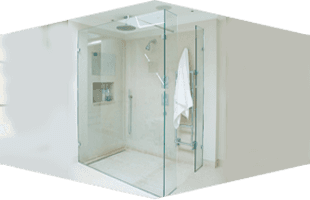 Shower Glass | South Boston, MA | Boston Mirror Corp | 617-268-5880