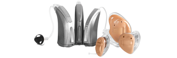 Different Colors Of Hearing Aid