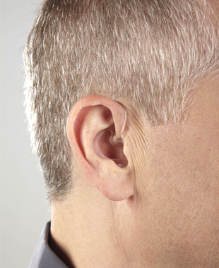 A Pair Of Hearing Aid In Box