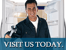 Appliance Service - Marble Falls, TX - Top Notch Appliance Service & House Of Parts - Visit Us Today.