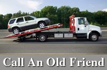 Towing Service - Jefferson City, TN - Cherokee Towing