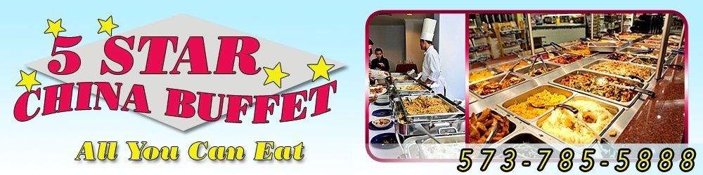 Chinese Buffet Restaurant Poplar Bluff Mo 5 Star China Buffet