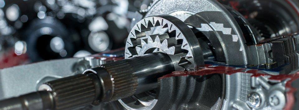 Racing transmission maintenance