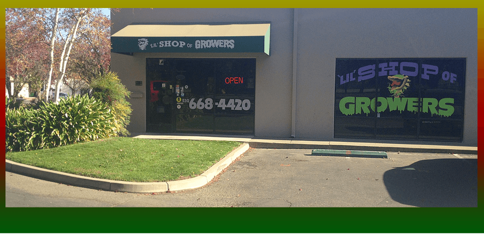 Lil Shop Of Growers store front