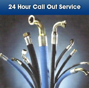 Hoses - Lubbock, TX - Deeco Hose & Belting - Hoses - 24 Hour Call Out Service