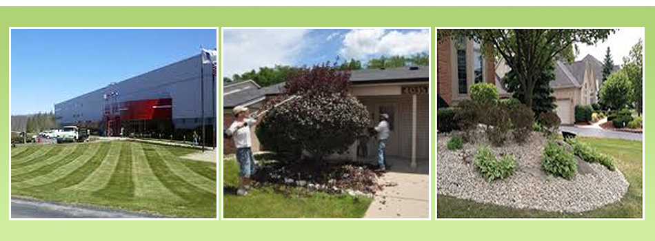 Commercial Landscaping | Toledo, OH | Turfinator's Lawn Services | 419-329-4188