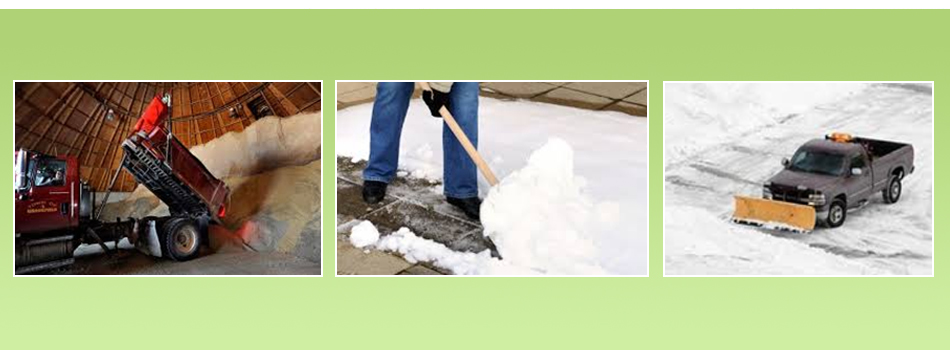 Snow Removal | Toledo, OH | Turfinator's Lawn Services | 419-329-4188