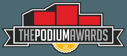 The Podium Awards logo