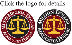 Million Dollar Advocates Forum | Chickasha, OK | Johnston & Associates | 405-224-4000