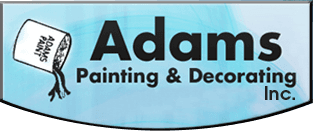 Adams Painting & Decorating Inc - Logo