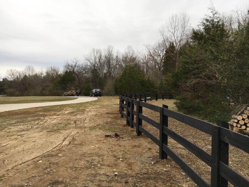 Farm fencing