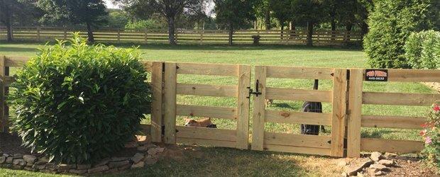 Farm Fencing Barbed Wire Fence Murfreesboro Tn