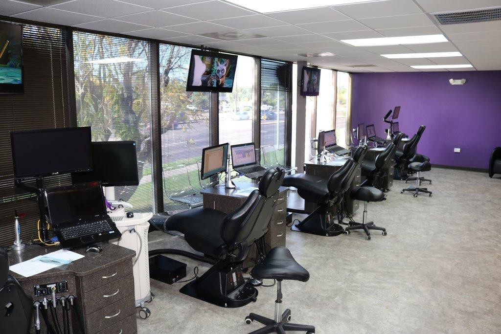 Phoenix/paradise valley orthodontic office