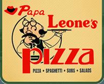 Papa Leone's Pizza - Logo
