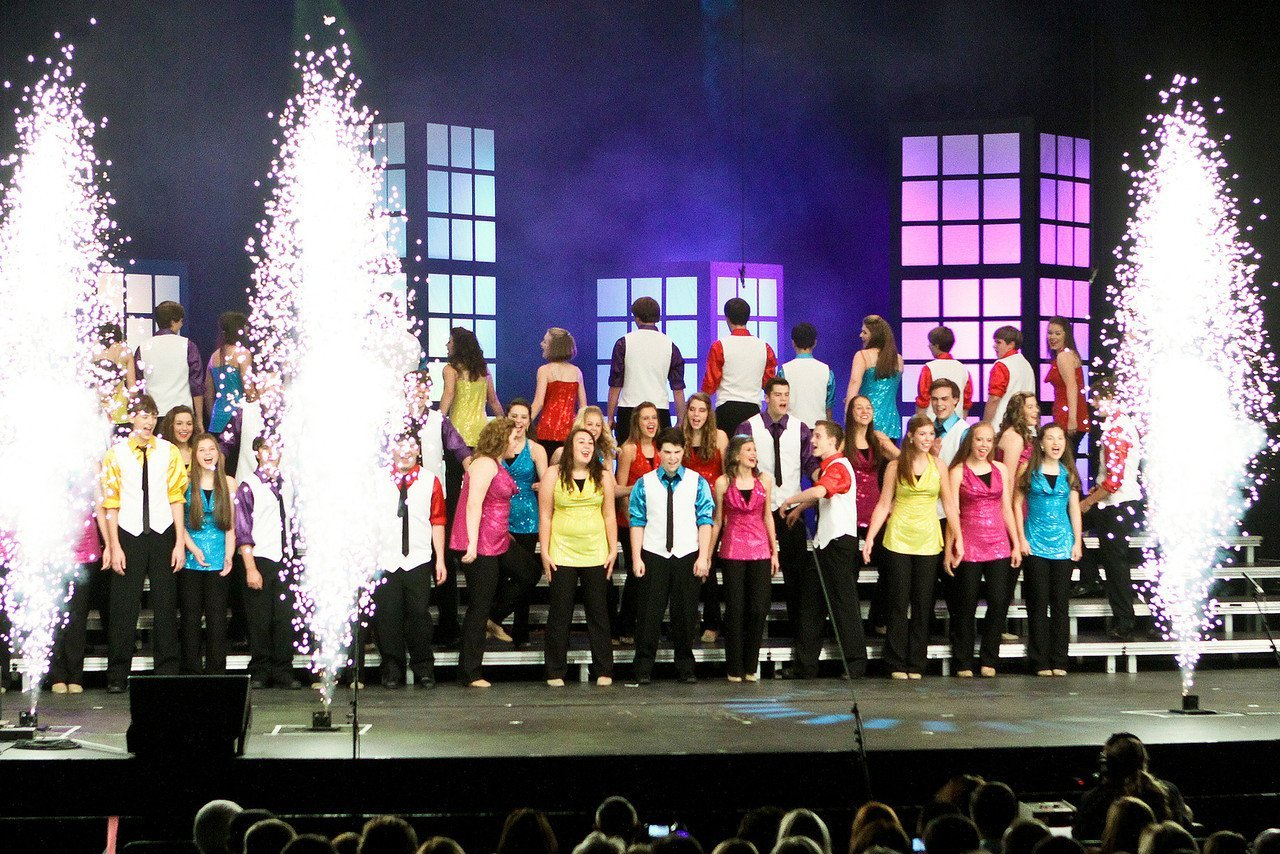 Mars Hill Bible School Show Choir