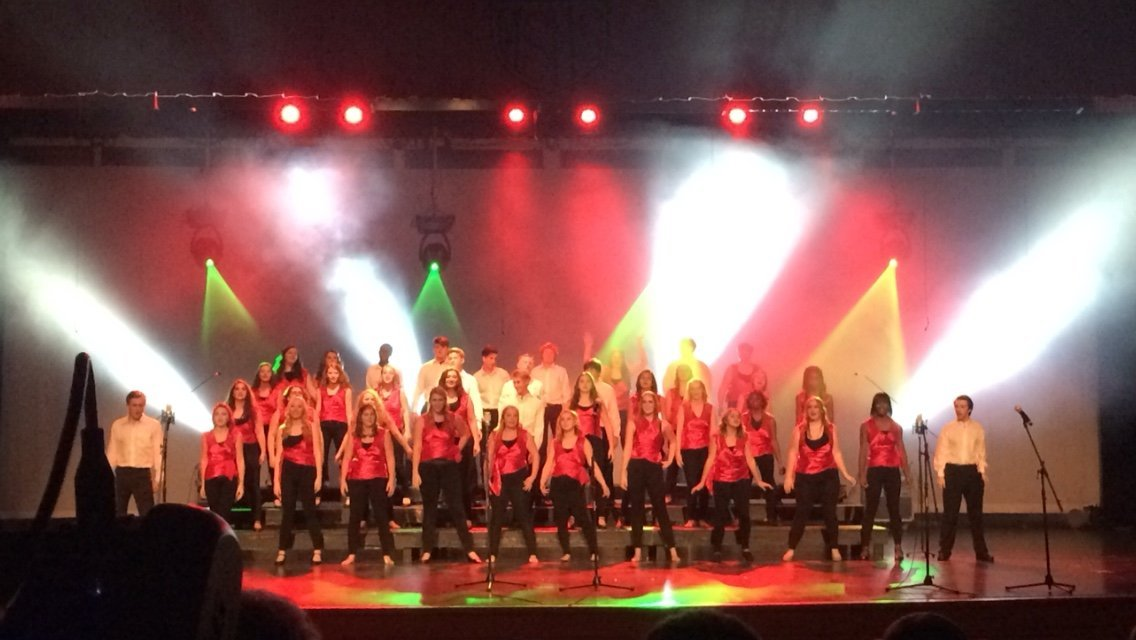 Muscle Shoals High School Show Choir