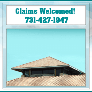 Roof Contractor - Jackson, TN - Harold Services - Roofing - Claims Welcomed! 731-427-1947