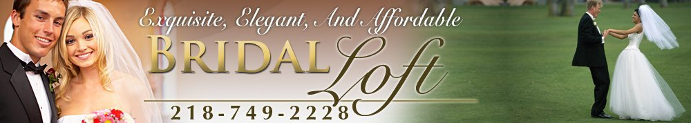 Gowns Virginia, MN (Minnesota) - Bridal Loft 218-749-2228