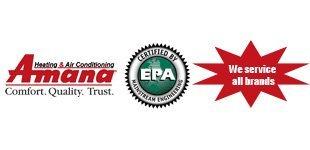 Amana, EPA-certified